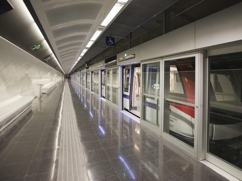 Algunos socios de Mafex con proyectos en transporte público