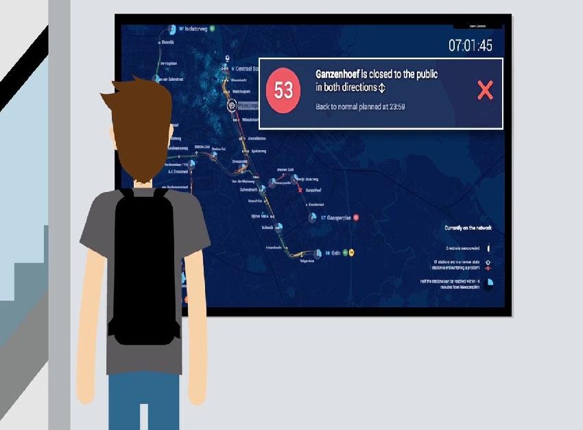 Optimet Orban Map: Smarter mobility for passengers