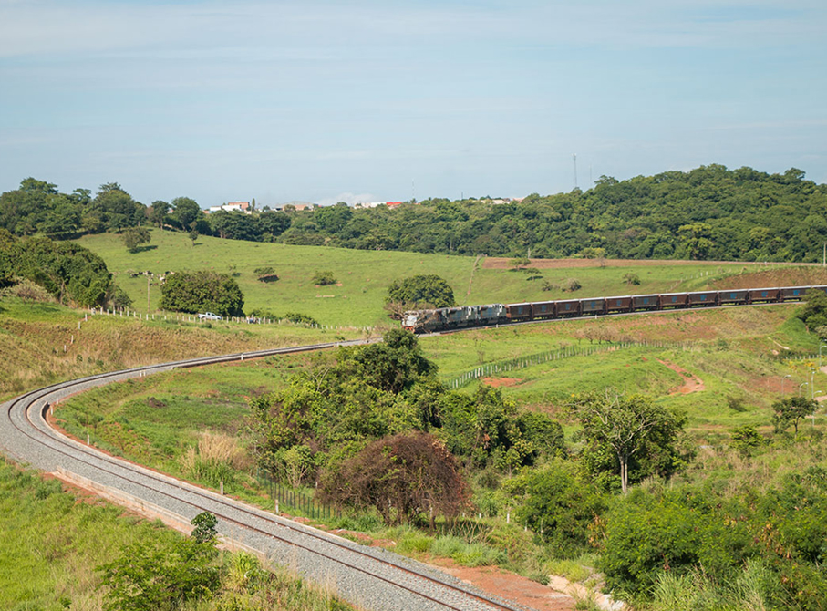Freight rail: Networks with significant standing in Brazil