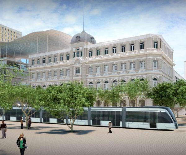 Transporte urbano en Brasil: Buenas perspectivas para metros y metros ligeros