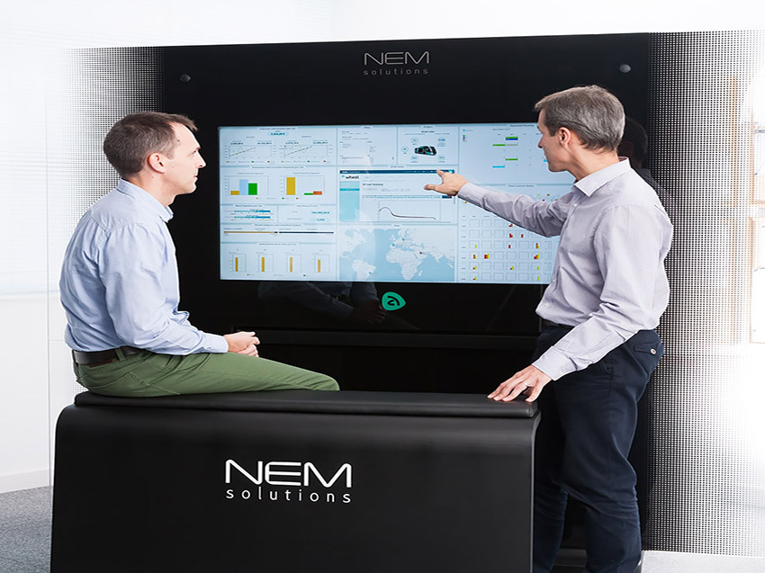 The innovative proposals by NEM Solutions, at Innotrans