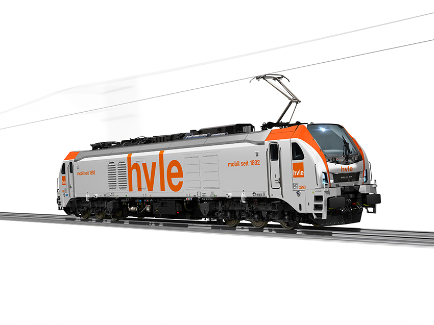 The new generation of Stadler´s locomotives. EURODUAL–the universal locomotive