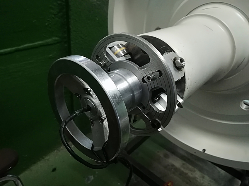 New system for in-service ultrasound inspection of railway axles