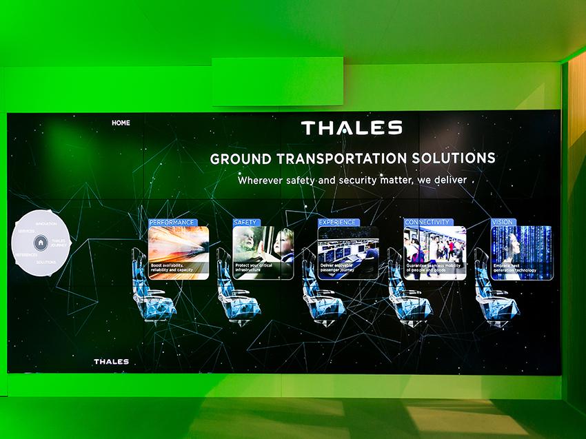 Thales at Innotrans THALES