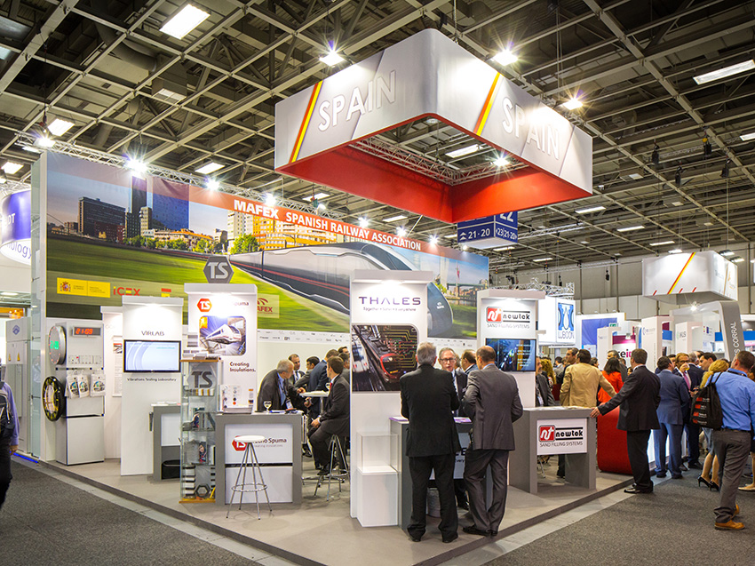 Innotrans 2018:Major presence of the Spanish railway sector in Berlin