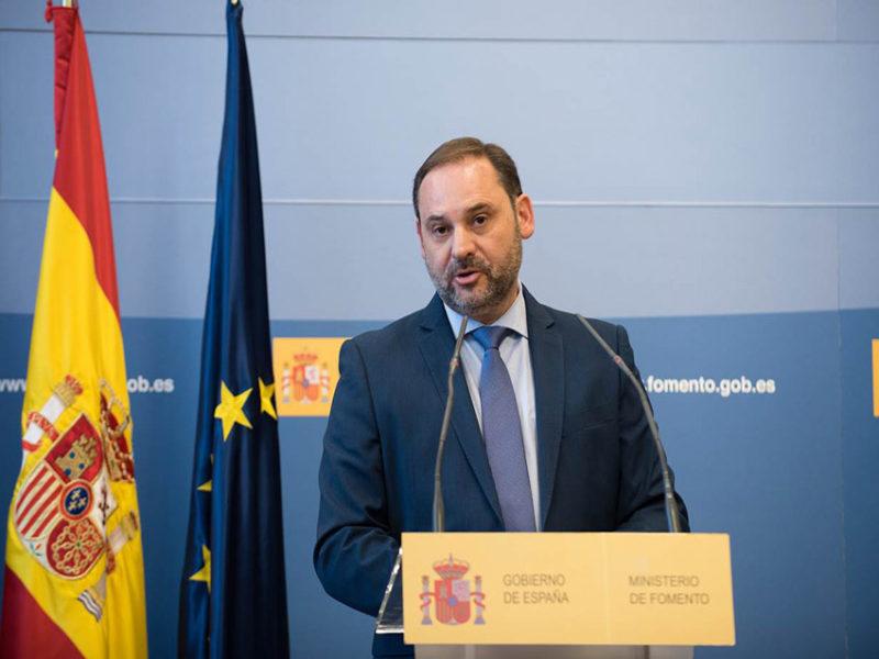 D. José Luis Ábalos Meco, ministro de Fomento: El sector ferroviario español, Experiencia demostrada en los grandes proyectos de infraestructura del mundo