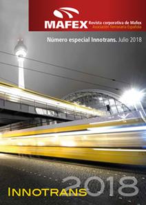Número especial Innotrans, julio de 2018