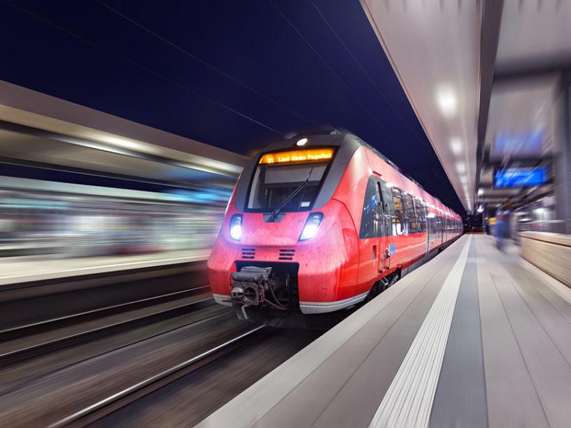 Alemania,una red ferroviaria consolidada