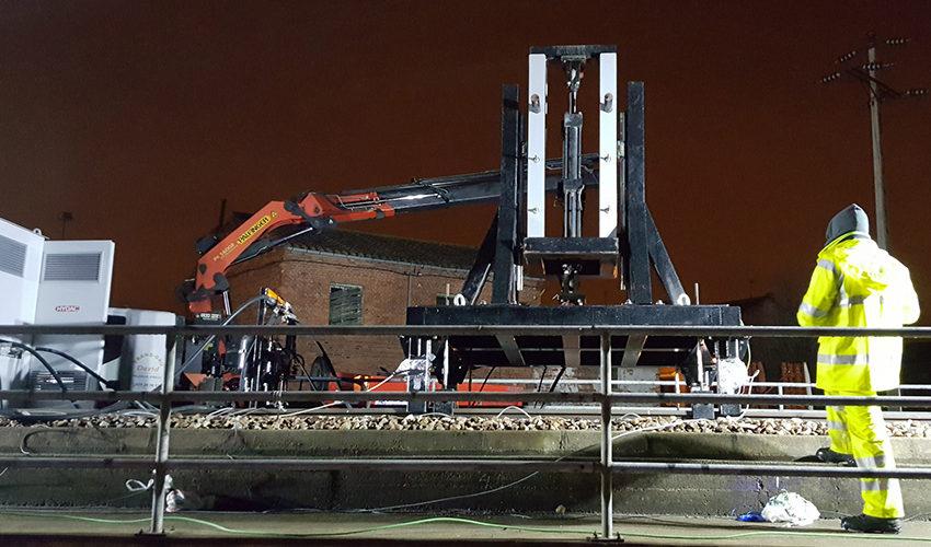 HAΣERTEC, innovación aplicada a la seguridad en estructuras ferroviarias