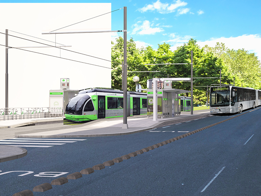 Electrification of urban transport in the cities