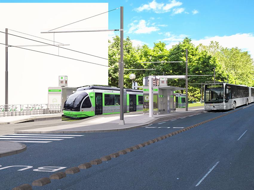 Electrificación del transporte urbano en las ciudades