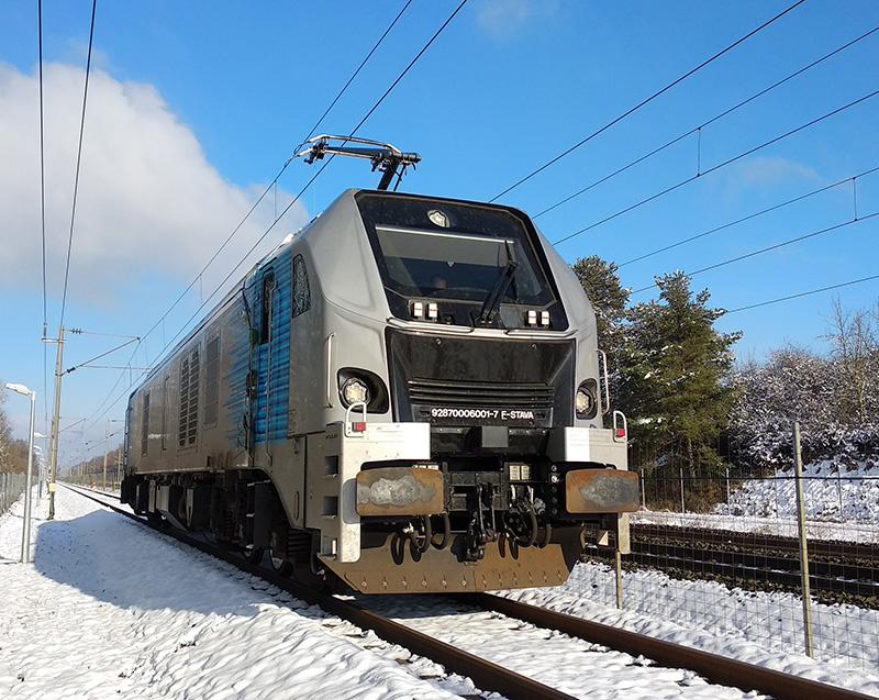Nuevos pedidos de nueva generación de locomotoras de Stadler