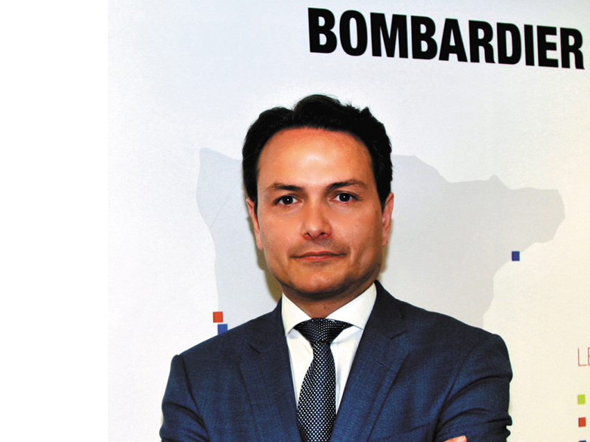 Bombardier Spain to lead company's projects in Sub-Saharan Africa and Middle East
