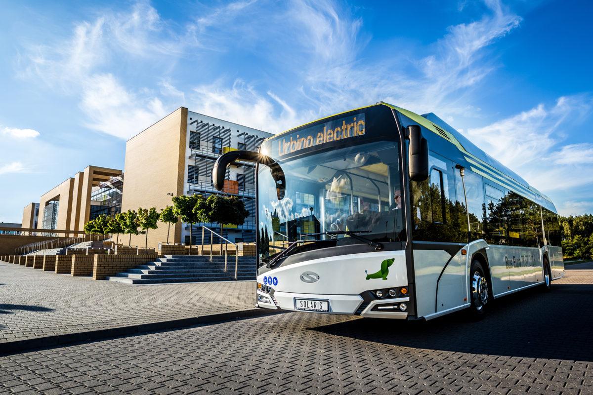 CAF culmina el proceso de adquisición de la empresa Solaris