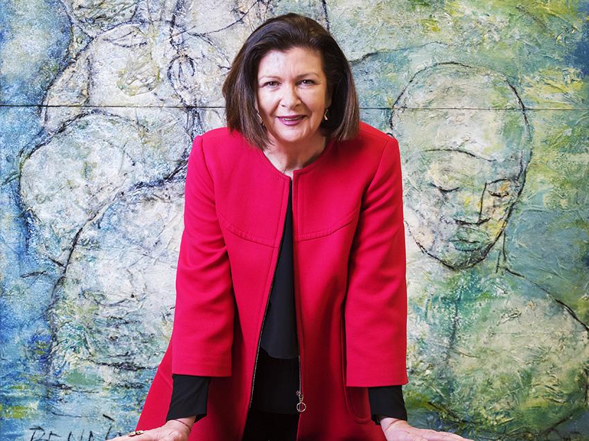Carmen Librero, new president of Ineco