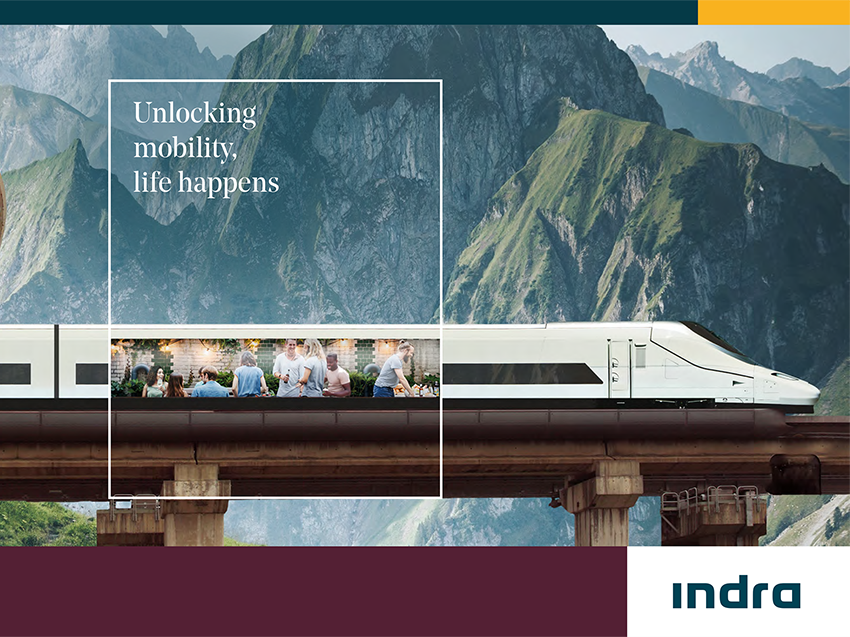 Mova Solutions, the innovative proposal  by Indra for the  transport sector