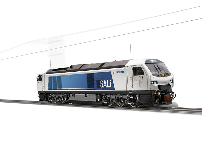 "SALi – The new locomotive generation for Latin America: A commitment to the ""Bioceanic Corridor"""