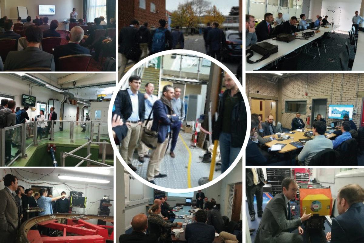 Delegación tecnológica a Reino Unido
