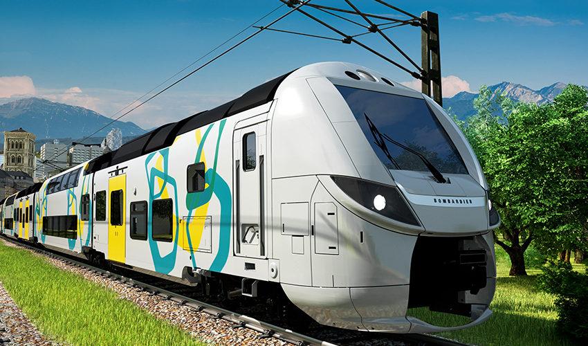 Bombardier suministrará a Francia 19 trenes regionales con propulsión española