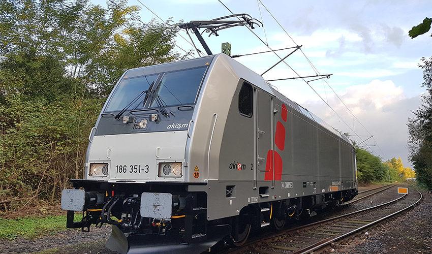 La ingeniería española, presente en las locomotoras de Akiem
