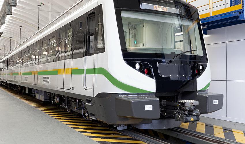 Metro Medellín selecciona a CAF para la rehabilitación de 42 unidades