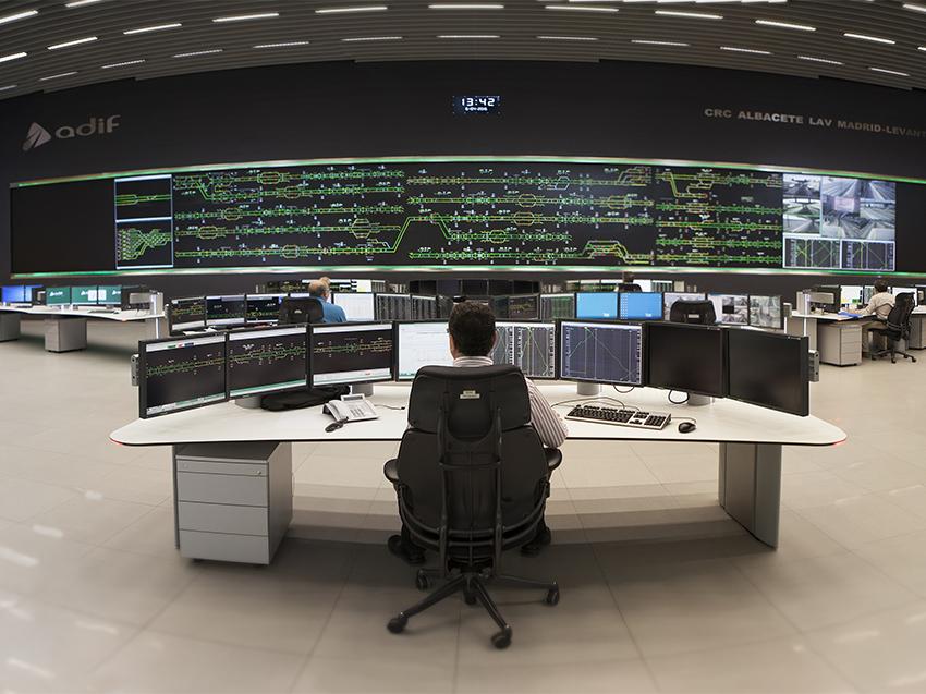 CAF Signalling se adjudica dos nuevos proyectos para la renovación de centros de tráfico centralizado en España