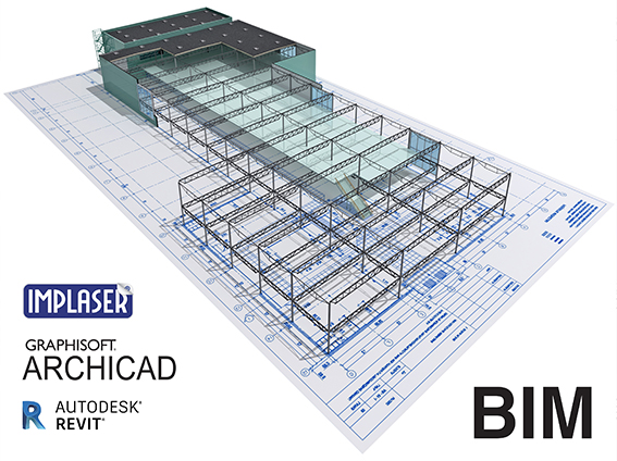 More complete projects thanks to Implaser's BIM signaling