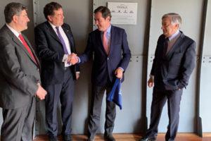 Grupo AGEX inaugura sus nuevas instalaciones