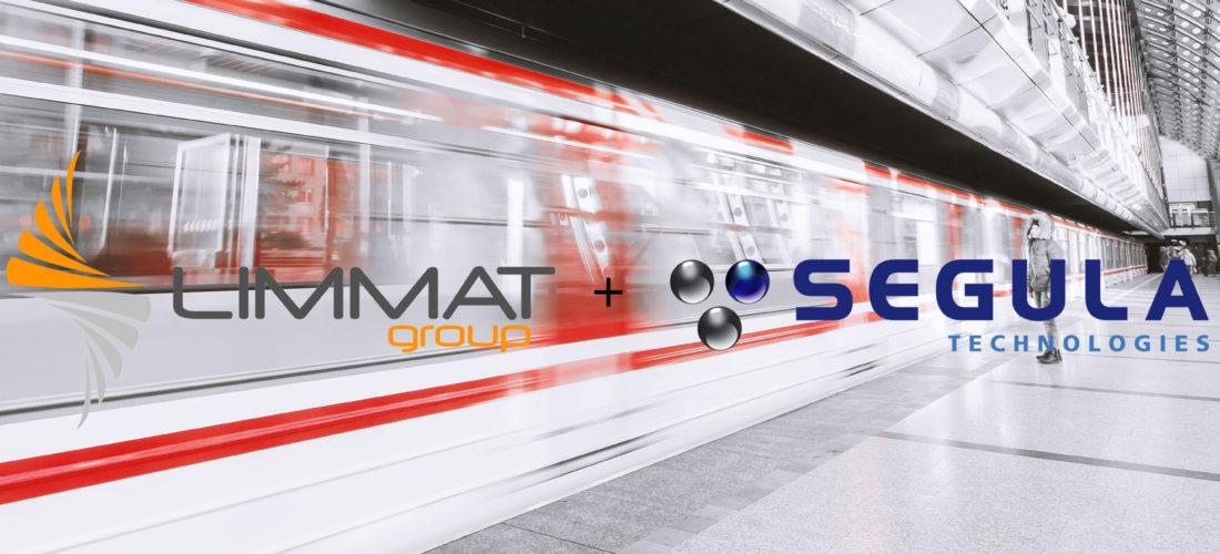 Segula Technologies y Limmat Group unen sus fuerzas en el mantenimiento predictivo ferroviario