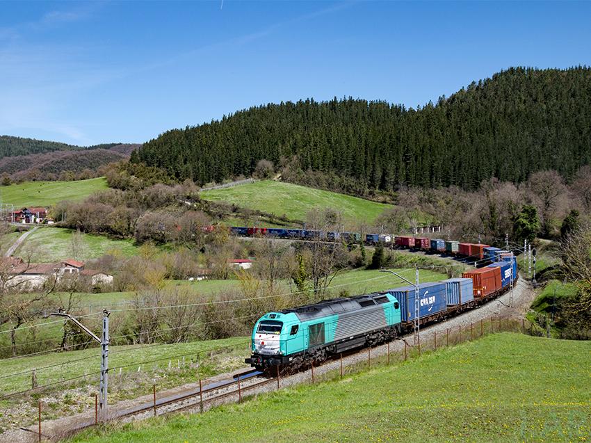 Camino hacia un Hub logístico mundial con nuevos corredores ferroviarios