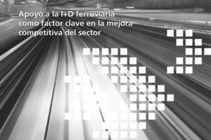 Mafex publica una nota de posicionamiento de apoyo a la I+D ferroviaria para la mejora